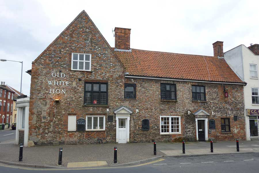Pub conversion in Norfolk